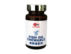 E phamax fish oil chewable for Chewable fish oil
